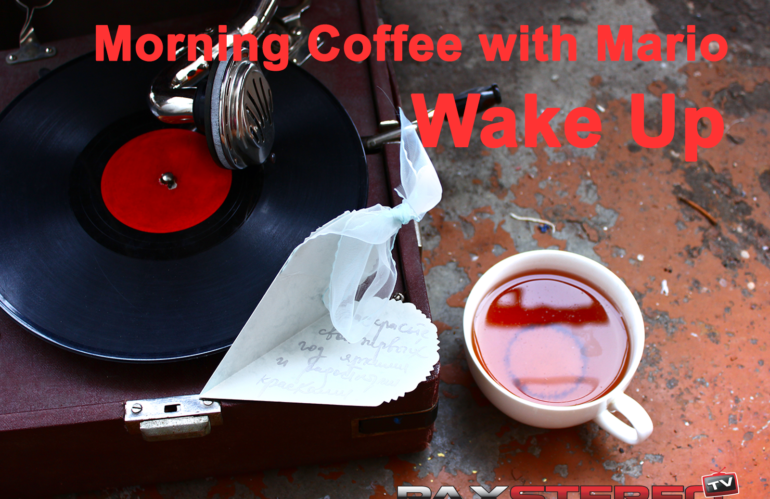 Morning Coffee With Mario Wake Up (Series)